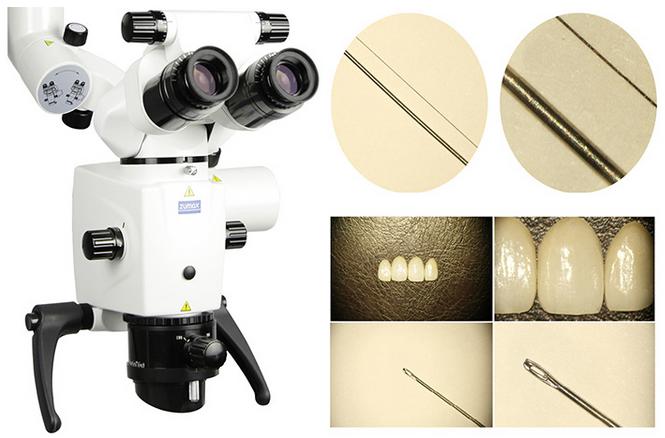 显微种植放大30倍清晰度到1mm       种牙前,通过口腔ct360度掌握缺牙