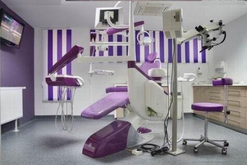 装修独特的国外牙科诊所套图欣赏